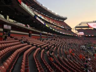 JETS VS BROWNS @FIRST ENERGY STADIUM CLEVELAND OHIO 9-20-2018 14