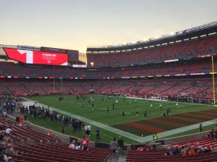 JETS VS BROWNS @FIRST ENERGY STADIUM CLEVELAND OHIO 9-20-2018 15