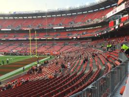 JETS VS BROWNS @FIRST ENERGY STADIUM CLEVELAND OHIO 9-20-2018 16