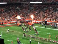 JETS VS BROWNS @FIRST ENERGY STADIUM CLEVELAND OHIO 9-20-2018 25