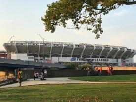 JETS VS BROWNS @FIRST ENERGY STADIUM CLEVELAND OHIO 9-20-2018 3