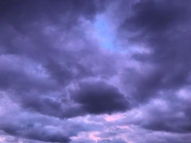 LAVENDER SKIES OVER CLEVELAND 2