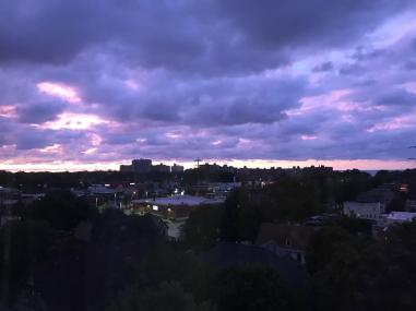 LAVENDER SKIES OVER CLEVELAND 3